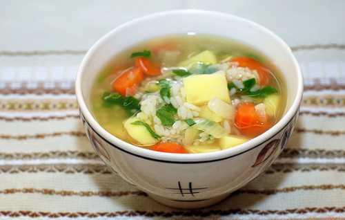 Рецепты китайского супа, секреты выбора