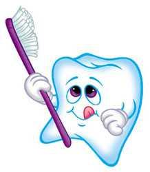 Зубная щетка или Не вреди