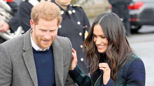 Напомним, свадьба принца