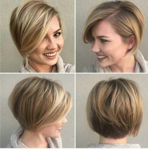 При выборе короткой стрижки нужно отталкиваться от особенностей лица, структуры волос и, что немаловажно, научиться делать подходящую укладку, которая отвлечет внимание от определенных недостатков лица