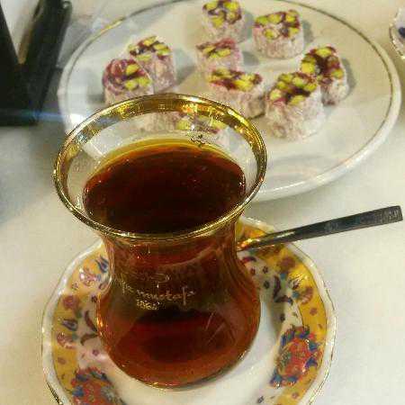 Самый вкусный чай
