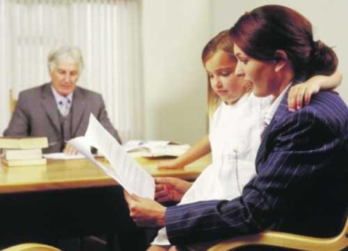 Лишение отца родительских прав: законы, порядок