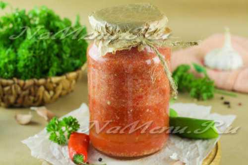 Закупите по килограмму сладкого перца и моркови, помидор потребуется кг, а острого перца достаточно средних плодов