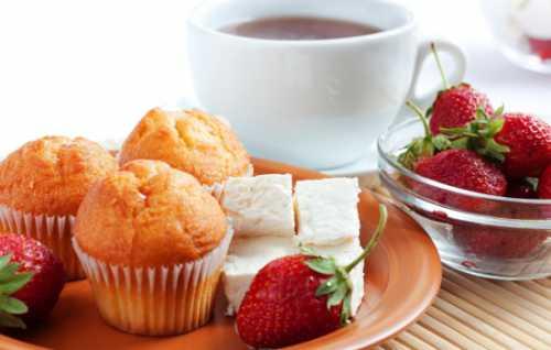 Остужаем, припудриваем сахаром