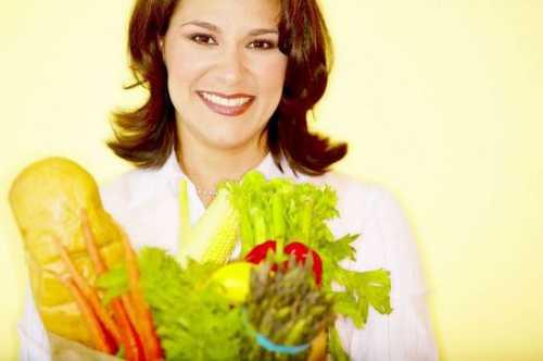 А Вы уже задумались над овощной диетой