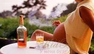 Можно ли беременным безалкогольное пиво, не