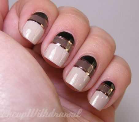 Рисунки на ногтях самостоятельно в домашних условиях
