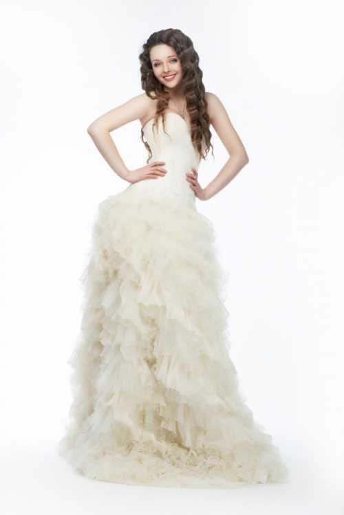 Стили свадебных платьев: как выбрать своё свадебное платье