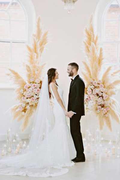 Свадьба за городом: модный тренд 2018 года
