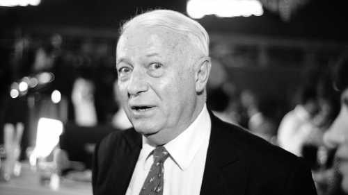 Названа дата прощания и место похорон Бориса Ноткина