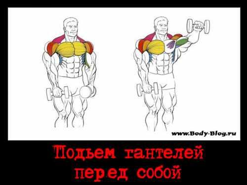 Суперсеты для прокачки грудных и дельтовидных мышц