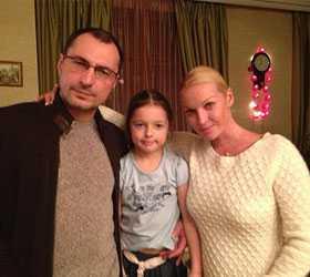 Анастасия Волочкова отметила день рождения без бойфренда