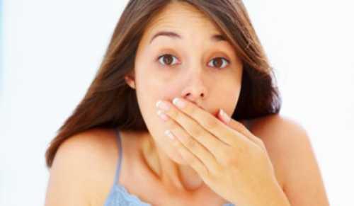 Неожиданные причины запаха изо рта