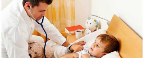 Ложный круп у детей стенозирующий ларингит