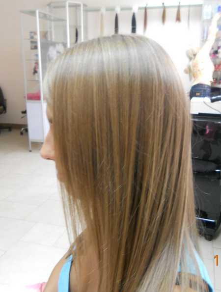Походит для любого типа волос, а также для любой длины
