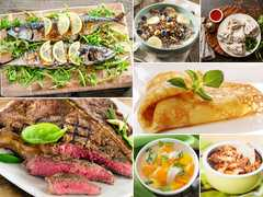 7 ужинов: вкусные рецепты весенней недели